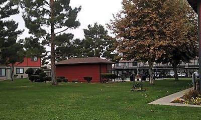 Community Signage, Park Circle Apartments, 2