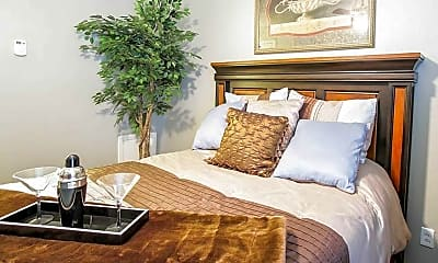 Bedroom, Copper Mountain Apartments, 2