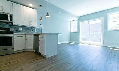 Kitchen, 2333 Jasper St B, 0