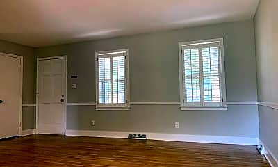 Living Room, 6507 Park Road, 1