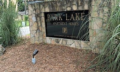 Park Lake Apartments, 1