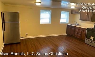 Living Room, 2431 S Christiana Ave, 2
