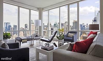 Living Room, 440 W 42nd St, 1