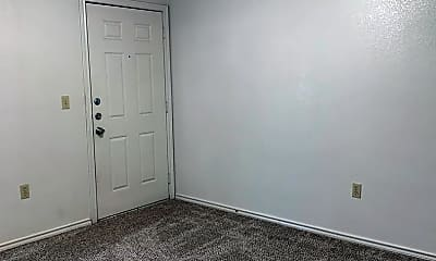 Bedroom, 1110 Williams Ave, 1