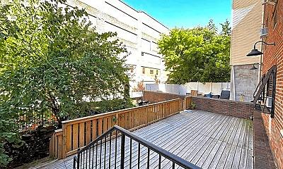 Patio / Deck, 169 W 228th St, 2