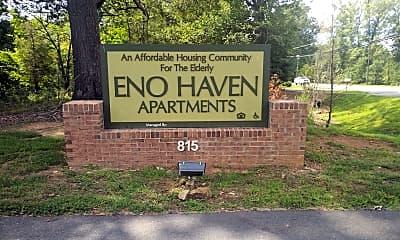 Eno Haven, 1
