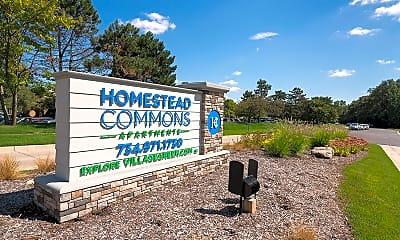 Homestead Commons, 2