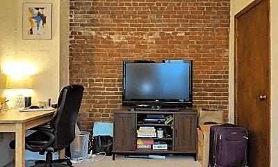 Living Room, 8 Westland Ave, 2