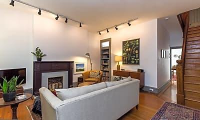 Living Room, 2518 E Norris St, 1