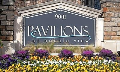 Building, Pavilions at Pebble View, 2