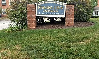 Edward J. Roy Apartments, 1