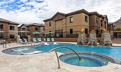 Pool, The Canyons at Linda Vista Trail, 0