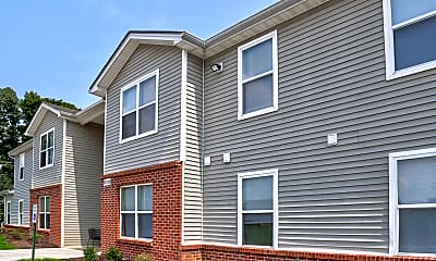 Building, Austin Park and Clay Villa Apartments, 1
