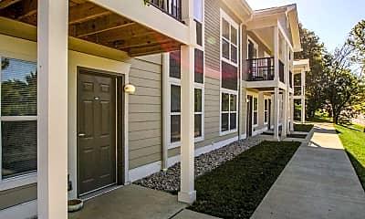 Building, Trent Village Senior Apartments, 0