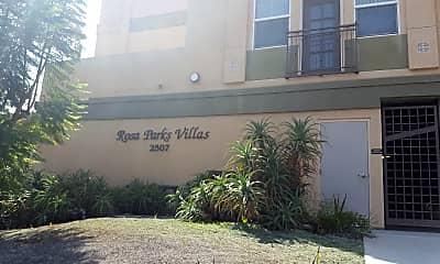 Rosa Parks Villas Senior Housing, 1