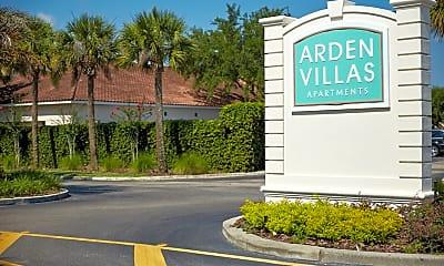 Building, Arden Villas, 2