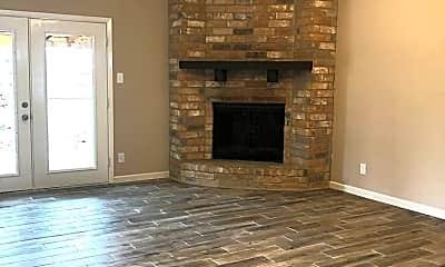 Living Room, 6760 Greenwood Dr, 1