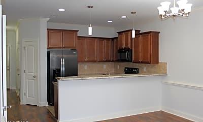 Kitchen, 1700 Cambria Dr B, 1