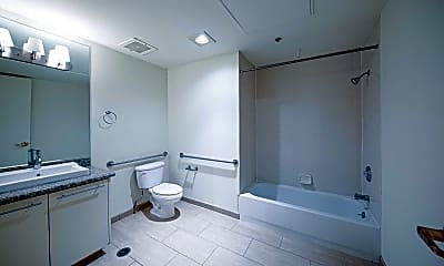 Bathroom, Viridian Lofts, 2