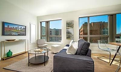 Living Room, 1 Chestnut St, 1