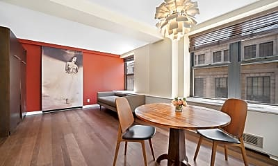 Dining Room, 201 W 74th St 10-H, 1