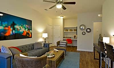 Living Room, North Hills at Town Center, 0