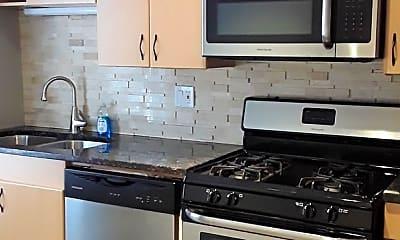 Kitchen, 1307 E 71st Pl 2S, 1