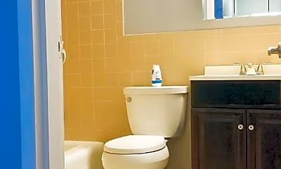 Bathroom, 2 Adam St 9, 2