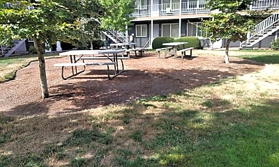 Raleigh Firs Apartments, 2