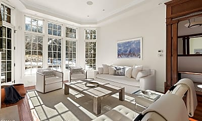 Living Room, 234 W Hallam St, 1