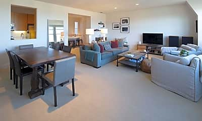 Living Room, 2812 Washington St, 1
