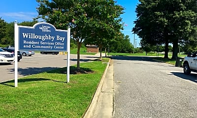Willoughby Bay, 1