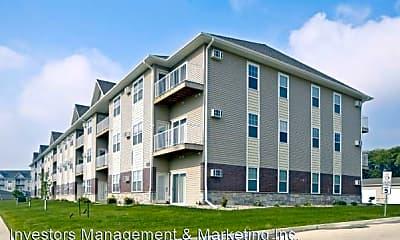 Building, Encore Apartments, 0