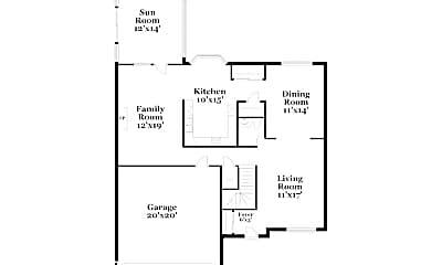 Building, 3720 Ottington Pl, 1