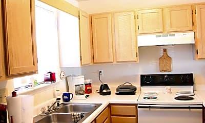 Kitchen, North Chase, 1