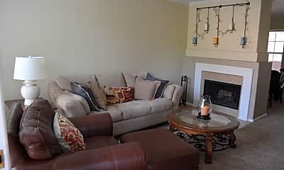 Living Room, 10101 N Arabian Trail 2003, 1