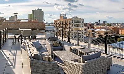 Pool, 21st Street Lofts, 0