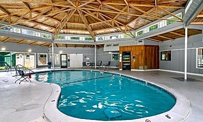 Pool, 10411 Cedar Lake Road Unit 517, 1
