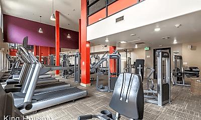 Fitness Weight Room, 5600 Wilshire Blvd, 2