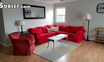 Living Room, 4407 Ocean View Ave, 0