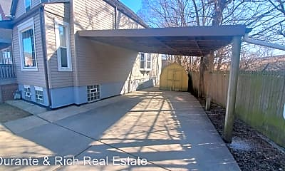 Patio / Deck, 3731 W Concord Pl, 1