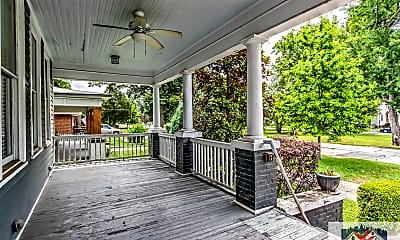 Patio / Deck, 131 Broad St, 1