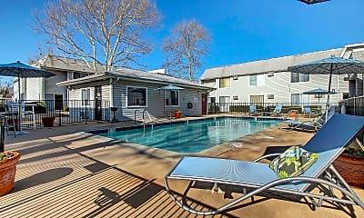 Pool, Hudson Apartments, 0