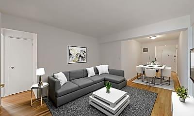 Living Room, 1420 York Ave 7-G, 1