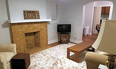Living Room, 110 Newburn Dr, 1