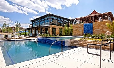 Pool, The Hudson at Austin Ranch, 0