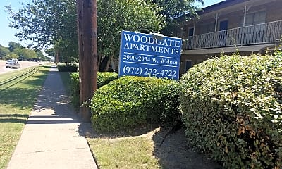 Woodgate Apartments, 1