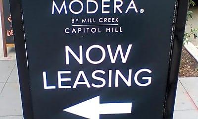 Modera Capitol Hill, 1