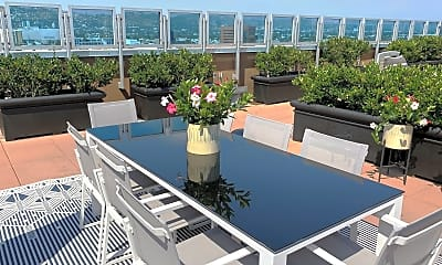 rooftop 9, Blu Beverly Hills, 1