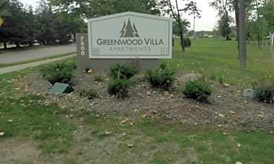 Greenwood Villa, 1